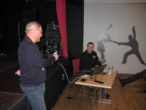 Christian Gyde holder foredrag